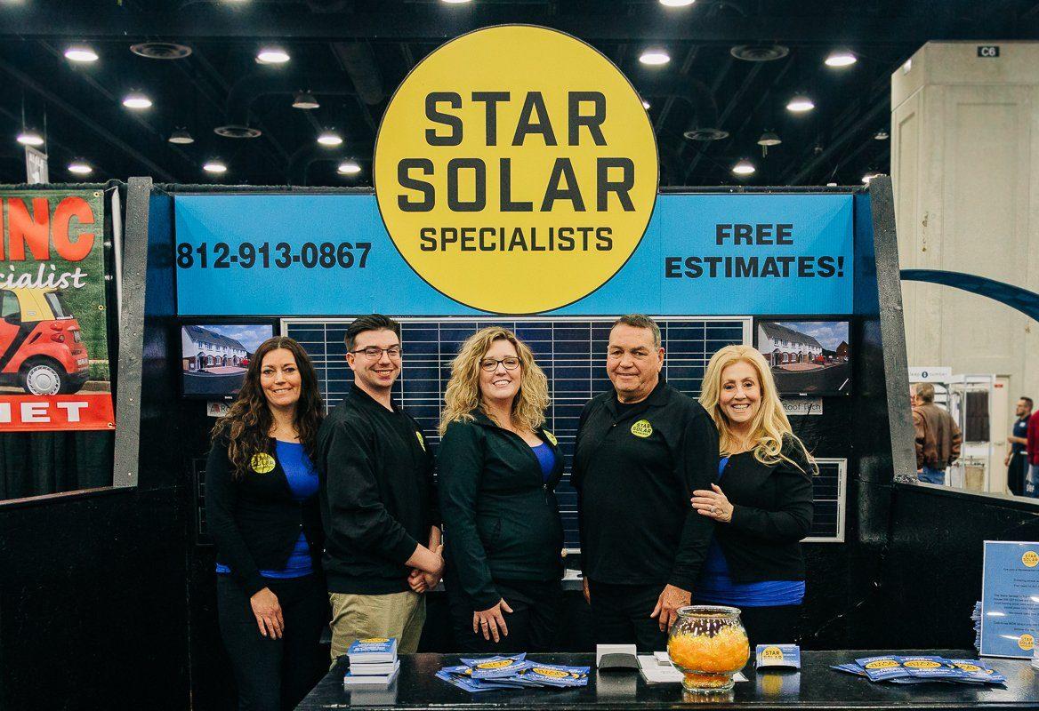 Star Solar Specialists Team
